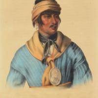 Se-Lo-Ta (A Creek Chief)